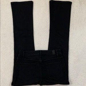 Simply Vera Vera Wang Black Bootcut Jeans  Sz 4